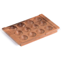 Egg Nest Holder Wooden