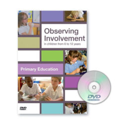 Observing Involvement in Children from 6 to 12 years (Manual and DVD)