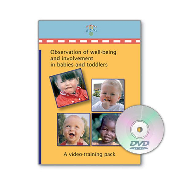 Observing Well-being and Involvement in Babies and Toddlers (Manual and DVD)