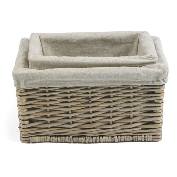 Lined Baskets
