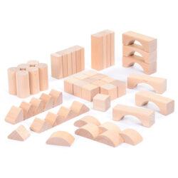 Basic Blocks Small Set 50 Pieces