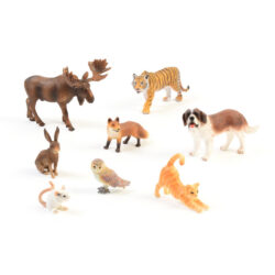 Set of Animals (Christmas)