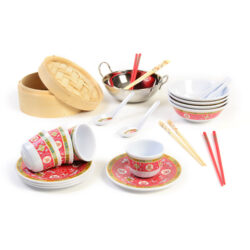 Chinese Cookery Set