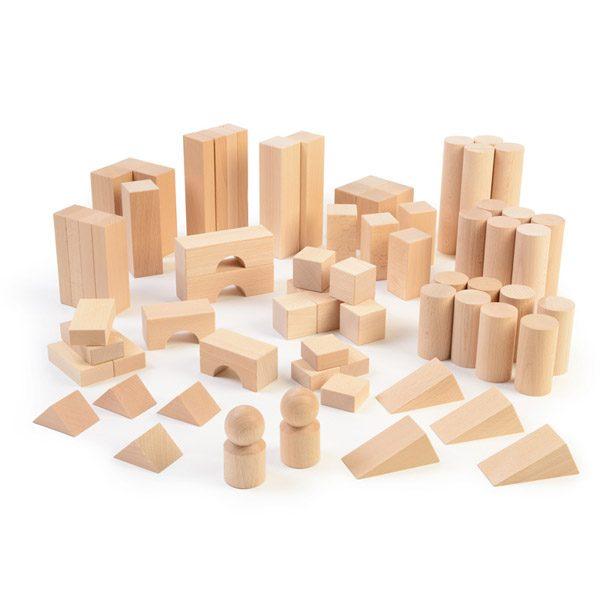 Set of Wooden Blocks