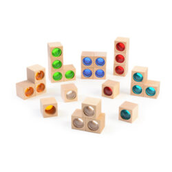 Set of Gem blocks