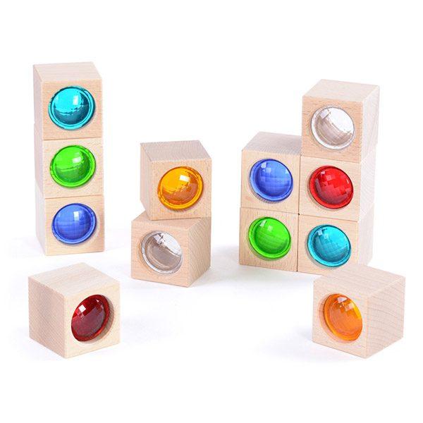 Gem Blocks Set 12 Pieces