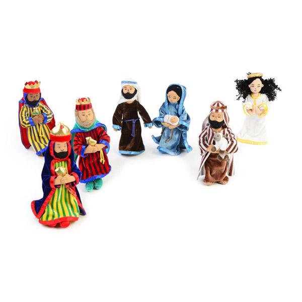 Nativity Finger Puppet Set 1