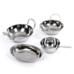 Set of Asian & Balti Pans