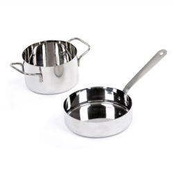 Casserole & Frying Pan Set