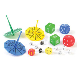 Dice & Spinners IDRCMA12
