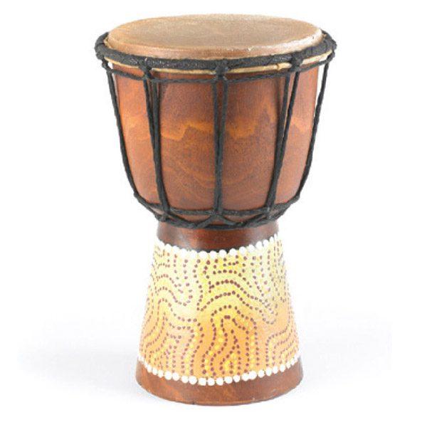 Wooden Hand Drum 20cm