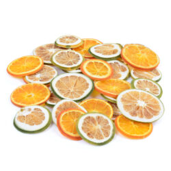 Set of Orange & Lime Slices