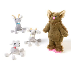 Three Billy Goats Gruff Set