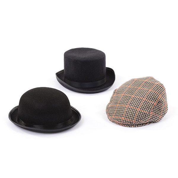 Set of 3 Hats
