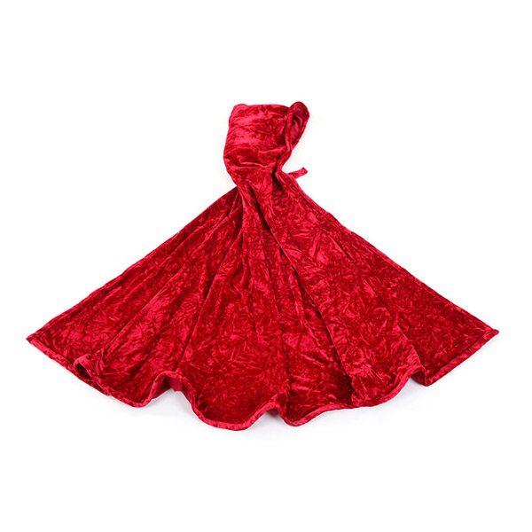 Red Velvet Cloak