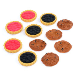 Set of Tarts & Biscuits