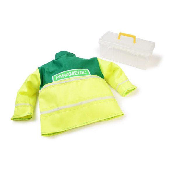 Paramedic Jacket and Medical Box