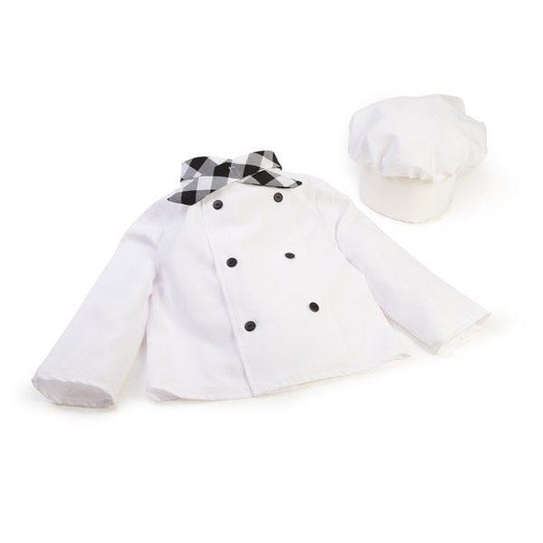 Chefs Jacket & Hat