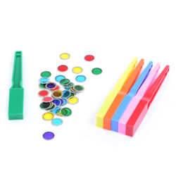 Set of Wand Magnets & Metal Chips