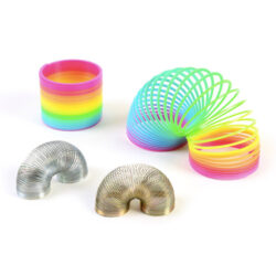 Set of Springs slinky toy