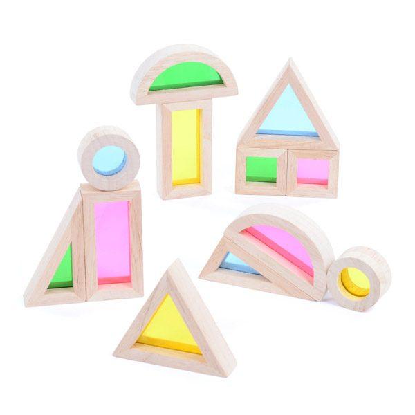Set of Rainbow Blocks