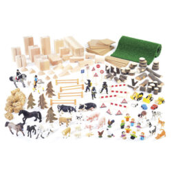 Small World Real Life Resource Collection