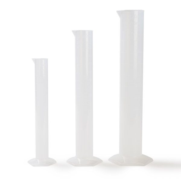 Set of 3 Graded Cylinders
