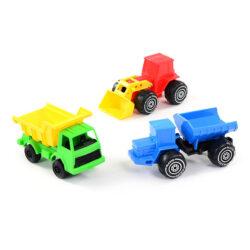 Set of Vehicles