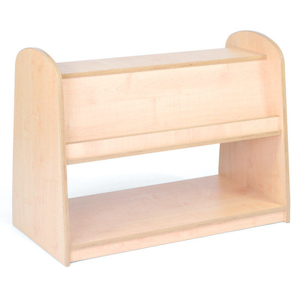 Low Level Open Book Unit Classroom Shelving