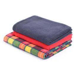 Rug & Blankets Set