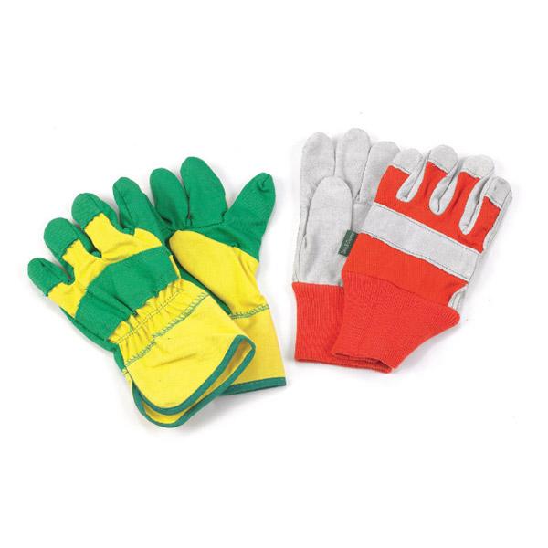 Set of Gardening Gloves 1