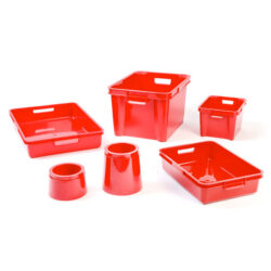 Plastic Containers 5-7yrs