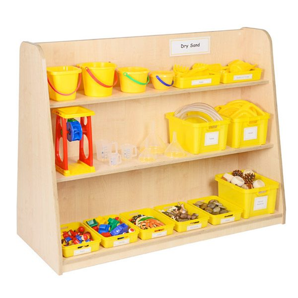 Shelving Unit Early Excellence Early Years Furniture
