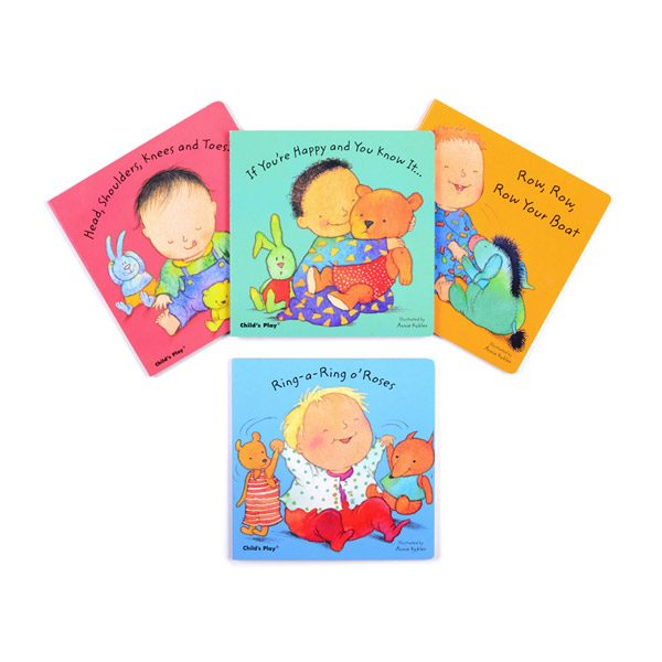 Set of Action Song Books