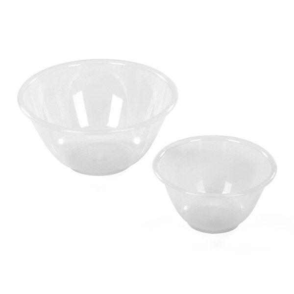Set of Plastic Bowls