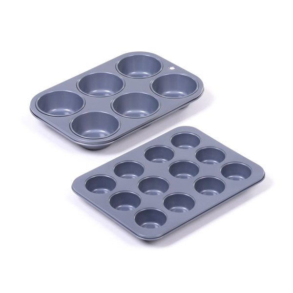 Set of Metal Baking Trays