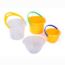 set of buckets cp 2-3yrs