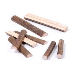 Set of Logs & Poles