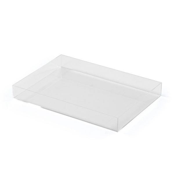 A3 Perspex Tray Clear Transparent Storage Display