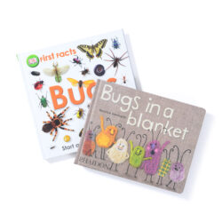 Set of 2 Bug Books