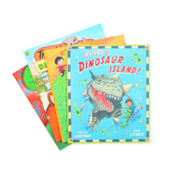 Down with the Dinosaurs Book Collection