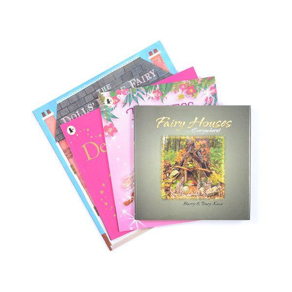 Fairy Gardens Book Collection