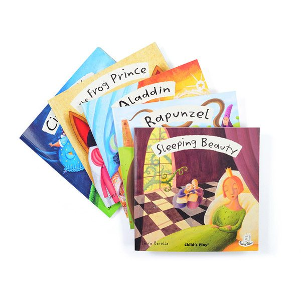 Fairy Tales Book Collection