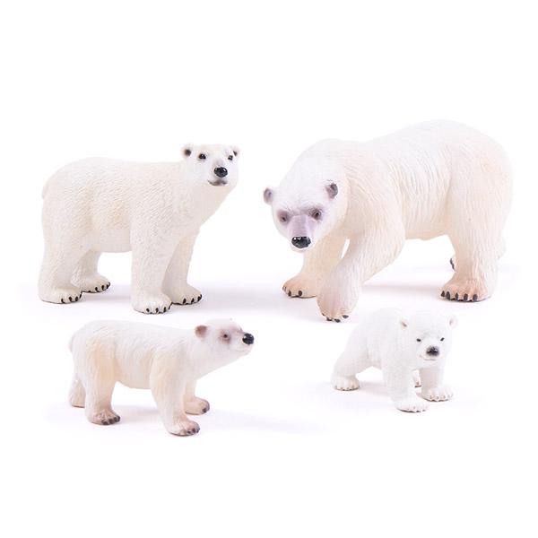 Polar Bear Family Set 1