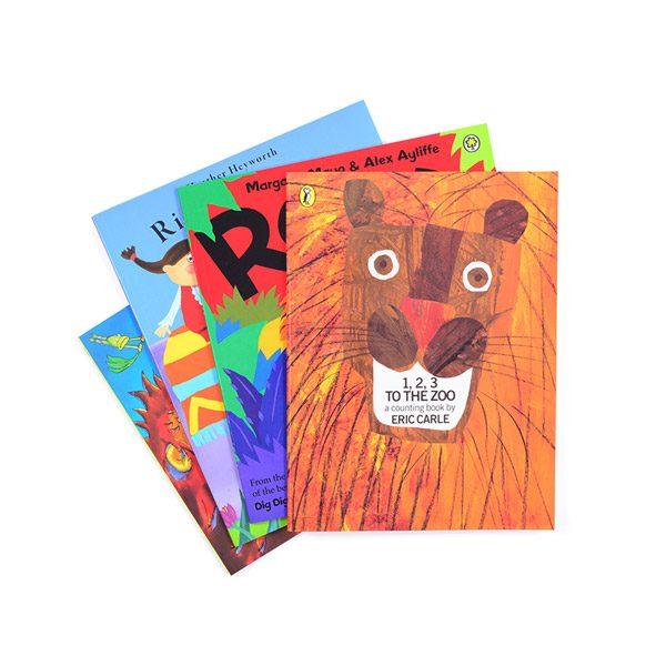 On Safari Book Collection