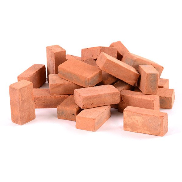 Set of 20 Large Bricks