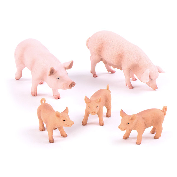Pig Family 1