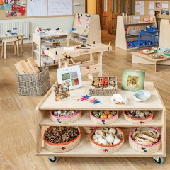 large complete classroom 4-5 yrs