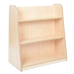 Mid-level Shelving Unit