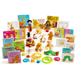 Book & Puppet Resource Collection 2-3yrs